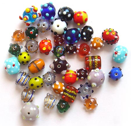 Types of beads