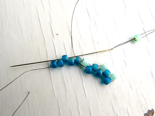 Bead Stitching Techniques