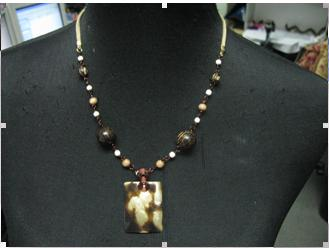Bateau neckline