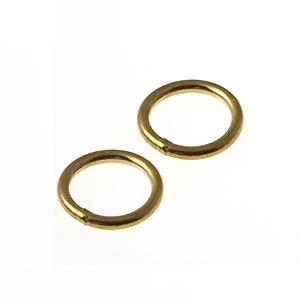 Matching materials and jump rings