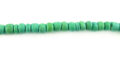 Coco round 2-3mm green wholesale beads