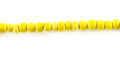 Coco round 2-3mm yellow wholesale beads