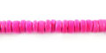 Coco round 4-5mm pink wholesale beads