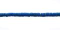 Coco heishi 2-3mm blue wholesale beads