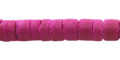coco heishi 6-7mm pink wholesale beads