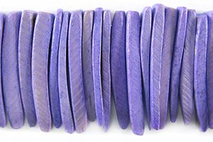 Coco tucks purple wholesale beads
