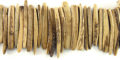 Tiger coco tusk wholesale beads
