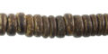 Coco wheels 10mm natural brown wholesale beads