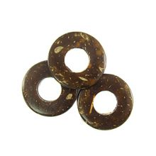 Coco Donut Design brown wholesale pendants