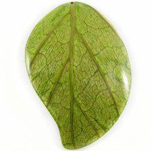 Coco back mango w/ Cab-Caban leaf wholesale pendants