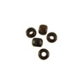 Burnt horn crow bead wholesale beads