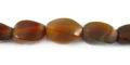 Golden horn twist wholesale beads