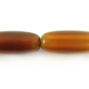 Golden horn oval 12x5 wholesale beads