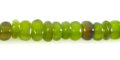 Green horn nuggets wholesale beads