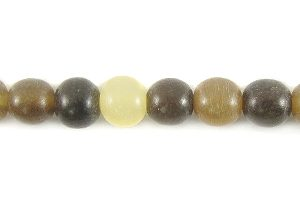 Caranail round 3-4mm wholesale beads