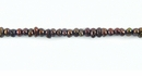 2.5mm nugget pearl dark copper wholesale beads