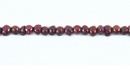 2.5mm nugget pearl red coral wholesale beads