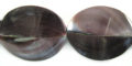 4-sided violet oyster shell wholesale beads