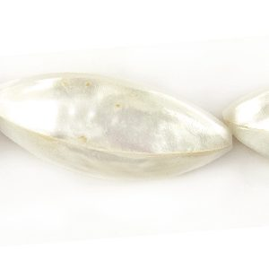 Silver mouth garlic small wholesale beads