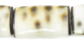 flat tube Tiger Cowrie wholesale beads