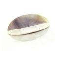 hammershell purple 4-sided wholesale beads