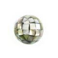 Blacklip round blocking beads 15mm wholesale