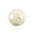 Hammershell round blocking beads 15mm wholesale