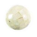 Hammershell round blocking beads 20mm wholesale beads