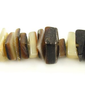 Crazycut brownlip wholesale beads