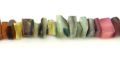 Hammershell crazycut multicolor wholesale beads