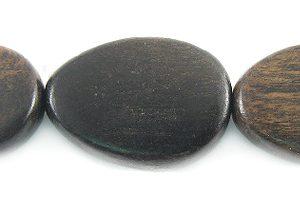Tiger ebony wood wholesale beads