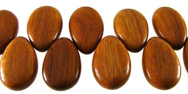 Bayong wood drop-side wood wholesale beads
