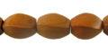 Twisted bayong wood wholesale beads