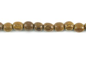 Robles round wood wholesale beads