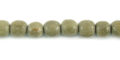 Graywood round wholesale beads