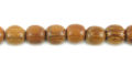 Bayong wood round wholesale beads