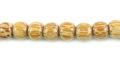 Palwood round wood wholesale beads