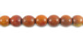 Redwood round wood wholesale beads