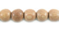 Rosewood round wholesale beads