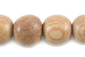 10mm rosewood round bead