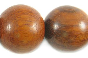 20mm bayong round wooden bead