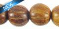 Bayong squash design 15mm bead