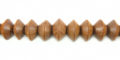 Bayong 4mm saucer 2mm hole bead