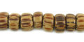 Palmwood pukalet 8x4mm bead