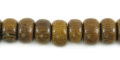 Robles pukalet 8x4mm bead