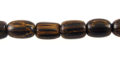 Old palm-wood oval wholesale beads