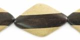 white-wood ebony flat diamond wholesale
