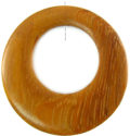 Bayong off center donut wholesale pendant