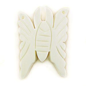 wholesale White bone butterfly
