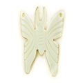 Burnt bone butterfly wholesale